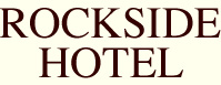 Rockside Hotel Logo